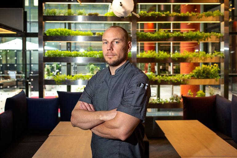 Tommi Tuominen teki ravintolahistoriaa.