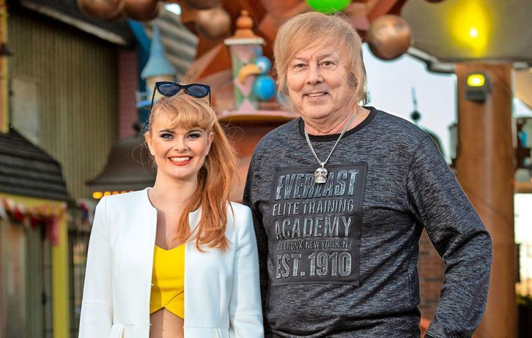 Erika Vikman ja Danny