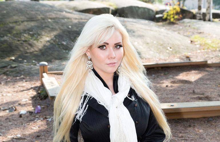 Marianne Kallio kommentoi rakkaansa rikostaustaa.
