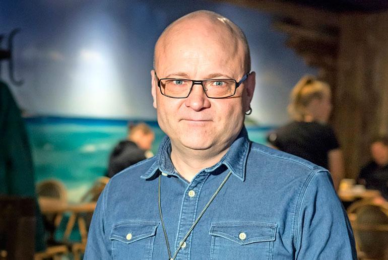 Tapio Suominen palaa televisioon.