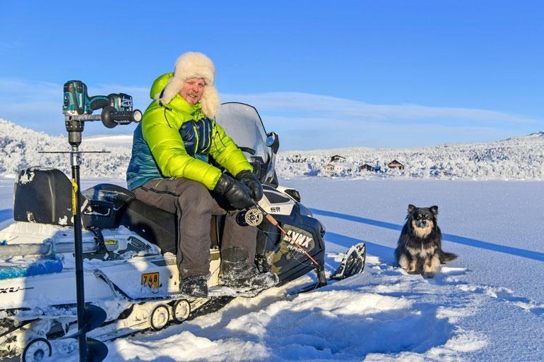 Aki Huhtanen & Äijä-koira