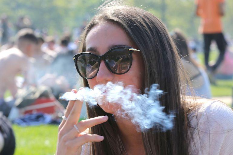 Kannabis voi olla hyväksi orgasmeille.