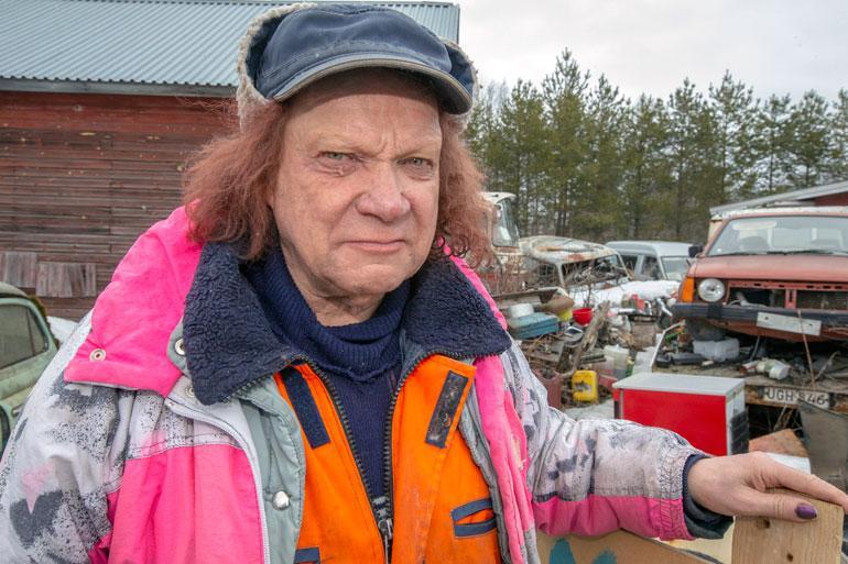 Markus Kuotesaho Eduskuntaan