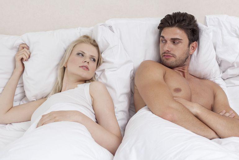 IBS pilaa seksielämän.