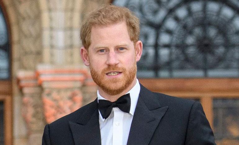 Prinssi Harry tulee pian isäksi.