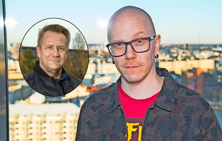 Toni Wirtanen ja Olli Lindholm