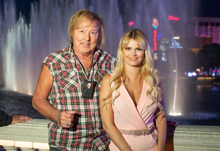 Danny ja Erika lomailivat Las Vegasissa, mutta hintataso pöyristytti.