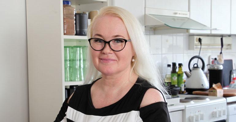 Kati laihdutti ketogeenisellä ruokavaliolla.