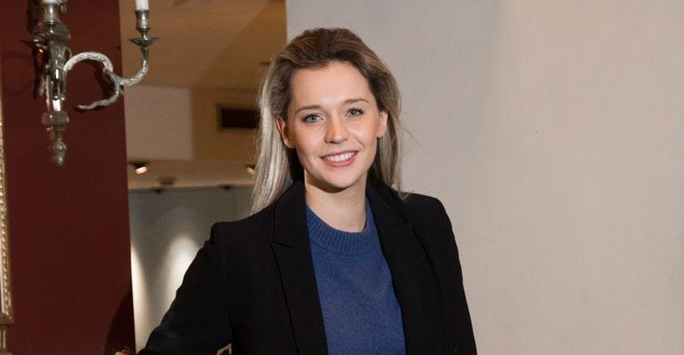 Mia Ehrnrooth tähtää USA:n markkinoille.