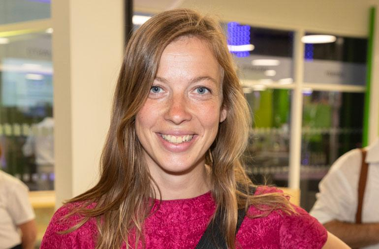 Li Andersson kuvattiin uuden rakkaansa kanssa.