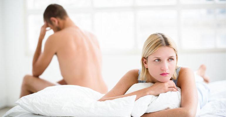 Seksi ei aina toimi.