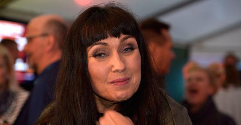 Saija Varjus kärsii MS-taudista.