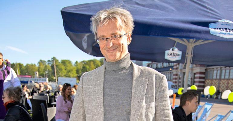 Mikael Jungner joutui sairaalaan.