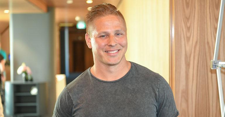 Markus Pöyhönen laihtui Selviytyjien kuvauksissa.
