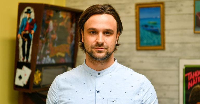 Mikko Parikka opiskelee yliopistossa.