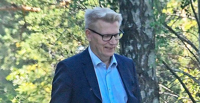 Kimmo Tiilikaisen salasuhde.
