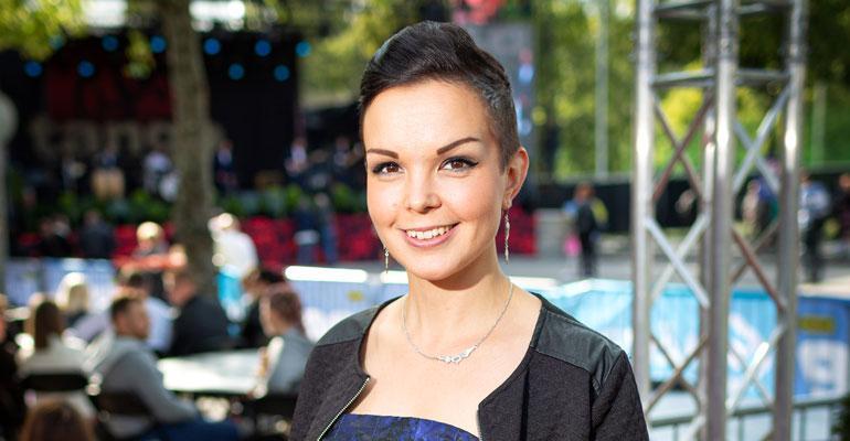 Maria Tyyster on vuoden 2014 tangokuningatar.