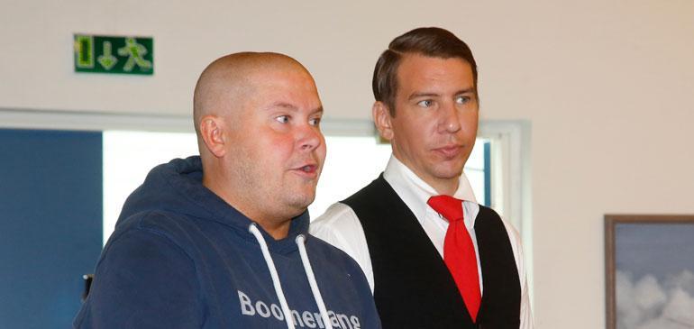 Keihäsmatkat, Aku Hirviniemi ja Janne Kataja