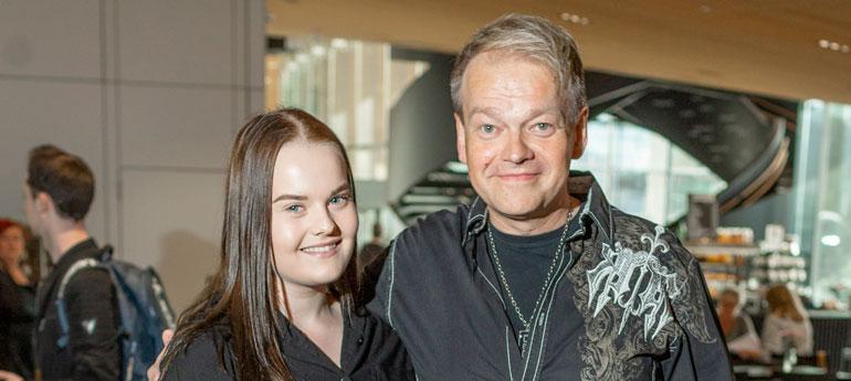 Kurre ja Bella Westerlund