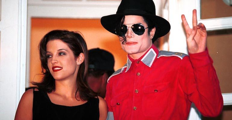 Presley ja Jackson olivat naimisissa 90-luvulla.