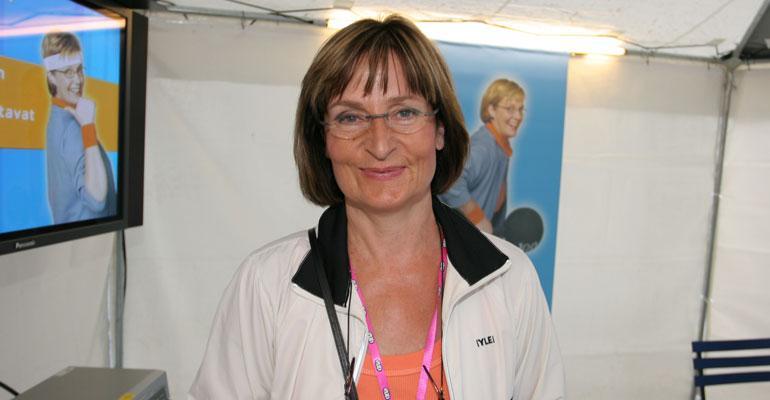 Eva Polttila kävi Ikeassa.