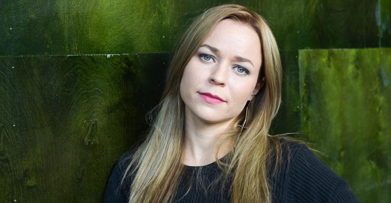 Paula Vesala avautuu nuoruusvuosistaan.
