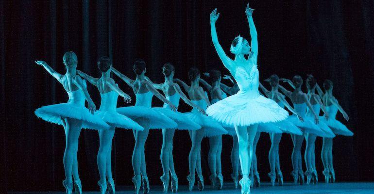 Ballerina käyttäytyi väkivaltaisesti