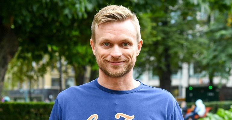 Iiro Seppänen seikkaili monissa paikoissa.
