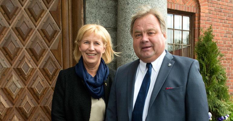 Hannu Jortikka laski talonsa myyntihintaa.