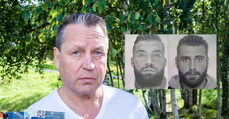 Paul Murphy on Porvoon ampumisesta epäiltyjen isä.