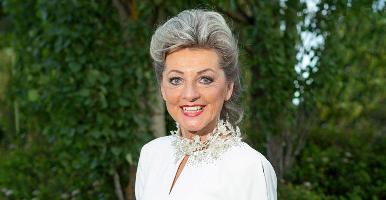 Kike Elomaa voitti Miss Olympia -tittelin vuonna 1981.