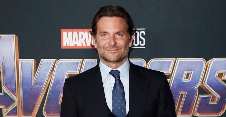 Bradley Cooper raitistui.