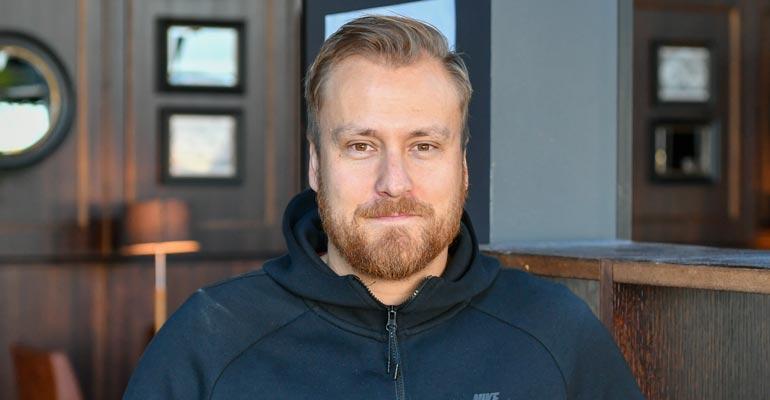 Heikki Paasonen vähensi ruutunäkyvyyttä.