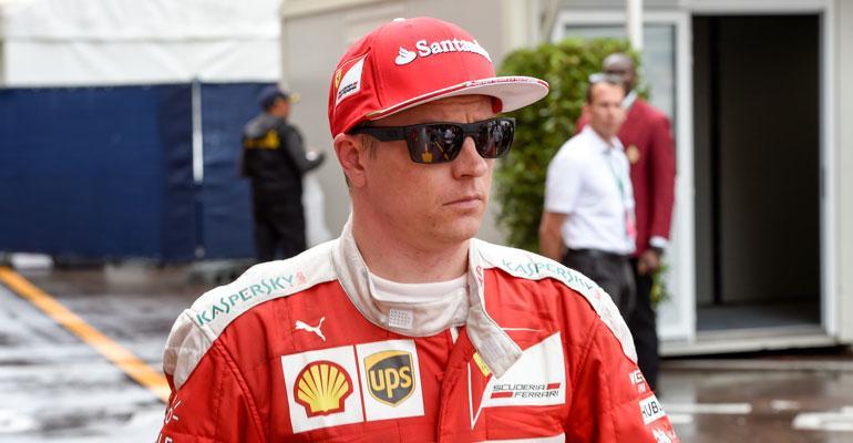 Kimi RÄikkönen nousi formulamiljonääriksi.