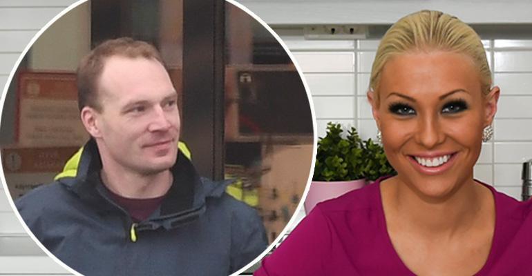 Maisa Torppa ja Jari-Matti Latvala