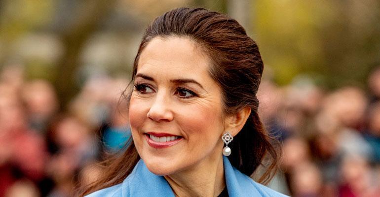 Prinsessa Mary juoksi maratonin.