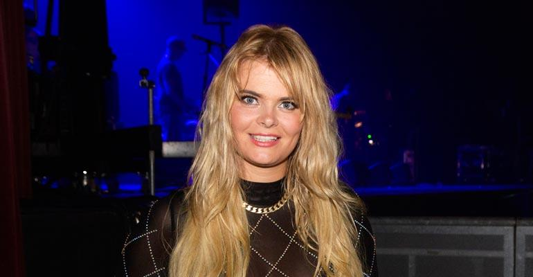 Erika Vikman luo uraa laulajana.