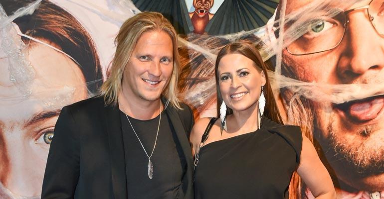 Sami Kurosen ex-puoliso Mirkka Torikka meni naimisiin.
