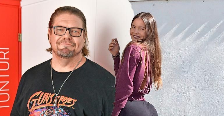 Henry Saaren Tara-tyttären peppu kerää katseita.