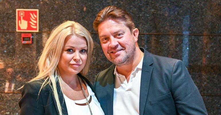 Oskari Katajisto menee uudelleen naimisiin Sanna-rakkaansa kanssa.