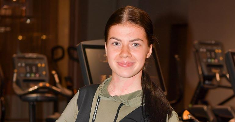 Pernilla nähdään Fitnesspäiväkirja 2020 -tosi-tv-sarjassa.