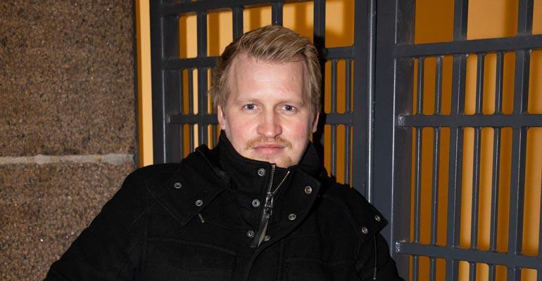 Timo Kangastie sai hurjia palovammoja.
