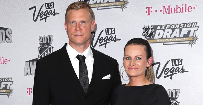 MIkko ja Helena Koivulla on avioehto.