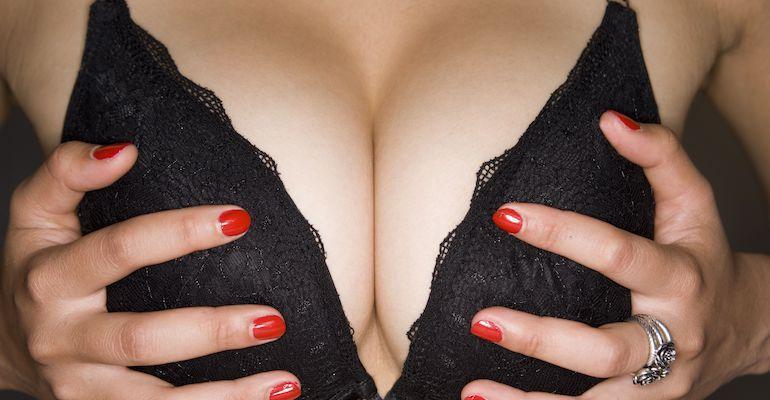 Anastasian rinnat ovat saaneet paljon huomiota.