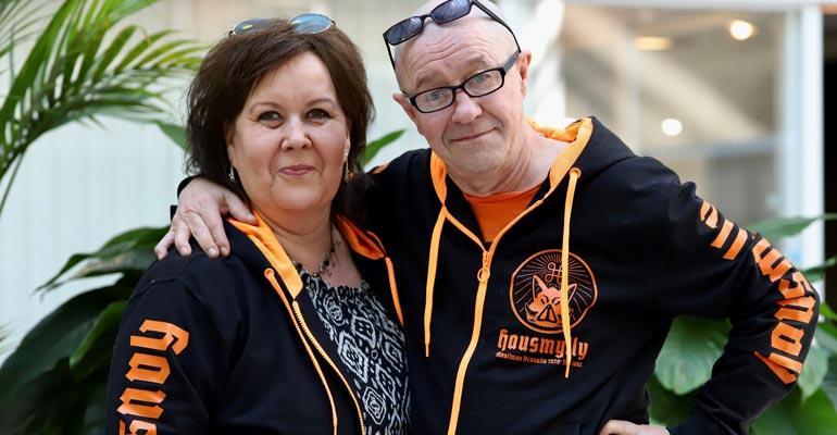Enzo Pulkkinen ja Mia