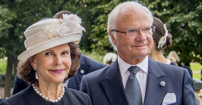 Kaarle Kustaa ja Silvia