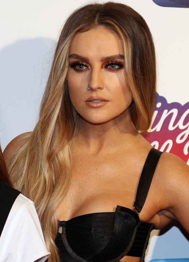 Perrie Edwards Capital FM Jingle Bell Ball 2016 -gaalassa Lontoossa