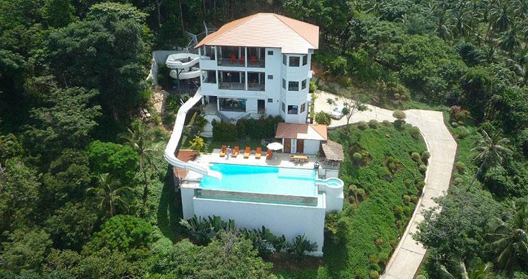 Villa Lulu Thaimaassa