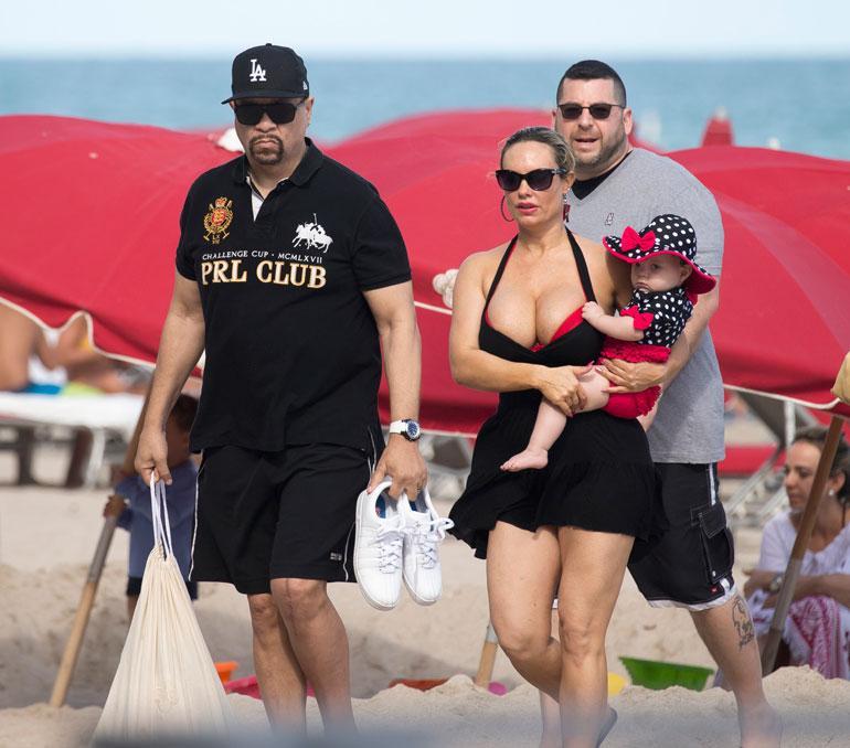 Ice-T ja Coco Austin