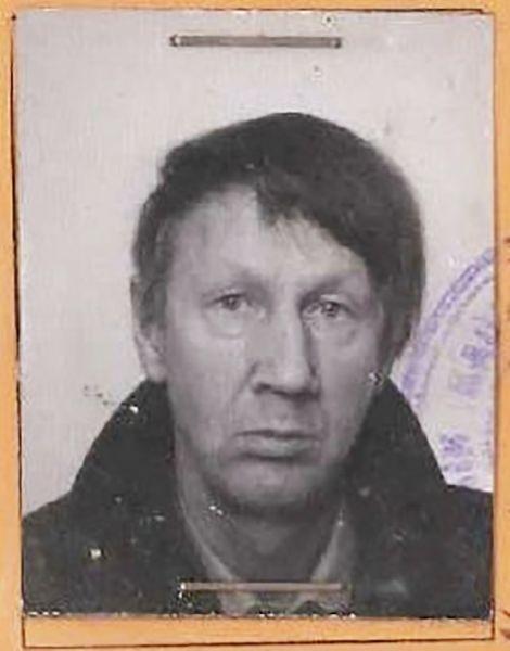 Interpolin etsimä Vesa-Matti Frantsila.